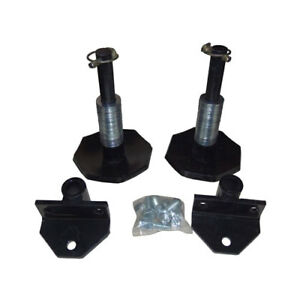 Western Plow Part 64392 Shoe Assembly Kit Midweight Plow Pair