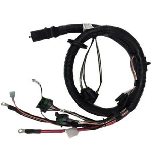Western Plow Part 78417 Hopper Harness Assembly For Tornado Spreader