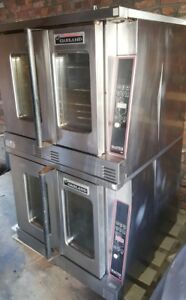 Garland Master 450 Cook Hold Double Deck Gas Convection Oven Mco gs 10