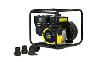 Champion 2 inch Gas powered Chemical And Clear Water Transfer Pump