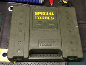 Matco Special Forces Air Flex Ratchet Socket Set Mission Possible