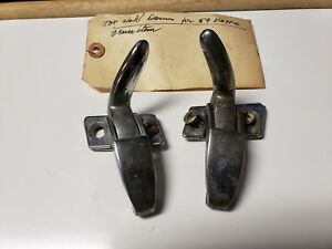 Original 1956 1957 1958 1959 1960 1961 1962 Corvette Hard Top Latches L