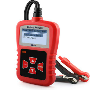 Ks21 Car 12v Battery Tester Charge Test Start Up Test Load Test Digital Analyzer