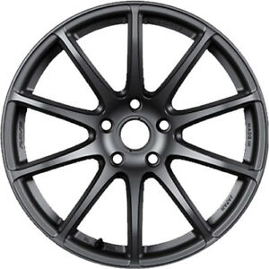 18x9 5 Gray Machined Gram Lights 57transcend Wheels 5x120 25 Fits Cadillac