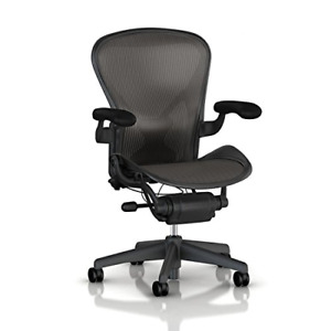 Herman Miller Classic Aeron Chair Loaded Posture Fit