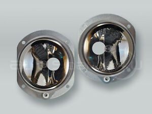 Hella E63 Amg Front Fog Lights Driving Lamp Assy Pair Fits 07 09 Mb E Class W211
