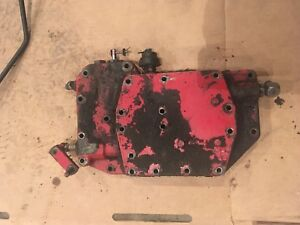 International Farmall Tractor Mcv Valve Body 756 856 1256 1066 1466