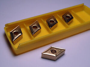 Kennametal Carbide Turning Inserts Dnmg 443 mp Ku30t 5 Pcs