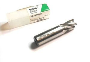 Widia Cobalt Roughing End Mill 5 8 4fl 3 4 X 2 3 4 624616016