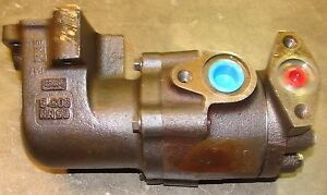 Ford Tractors 1965 9 69 Engine Mounted Hydraulic Pump new 2000 3000 4000