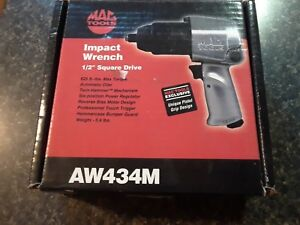 Nib Mac Tool Aw434m 1 2 Pneumatic Impact Wrench