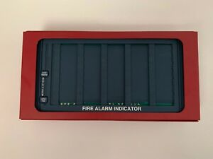 new Fire lite Ann r led Fire Alarm Indicator Annunciator Control Panel
