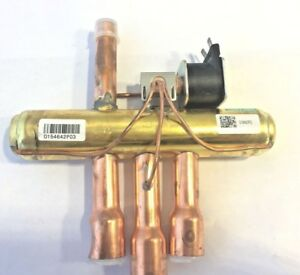 Train First 4 way Reversing Valve W Solenoid Coil P n D154642p03 Free Shipping