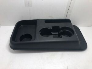 2003 2004 2005 2006 Honda Element Center Console Trim Cup Holder Black oem