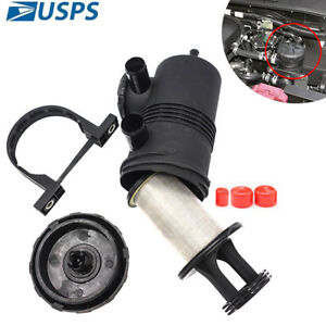 Pro 200 Vent Oil Separator Catch Can Filter For Hilux Turbo 4wds Ford 3931070550