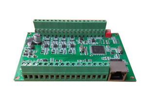 4 Channel Web Ethernet Remote Io Relay Module Board Modbus Tcp Udp Rtu Ascii