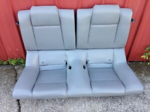 2007 Ford Mustang Rear Seat Cushion Set 2005 2009