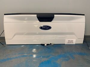 2018 2019 F150 Oem Tailgate With Camera New Take Off Nto Fits 2015 2016 2017