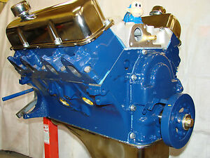 390 Fe Ford Crate High Performance Street Balanced Engine