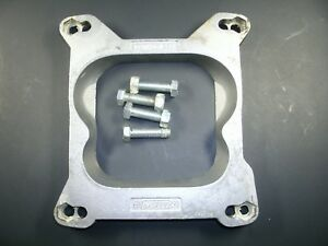 Mr Gasket Carburator Adapter 1932 Spread Bore To Holly Edelbrock Manifold