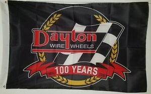 Dayton 100 Years Anniversary High Quality Banner 3x5 Ft Flag Dayton Since 1916