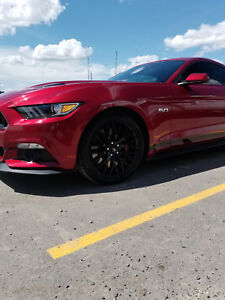 2017 Ford Mustang Performance Pack Wheels And Tires