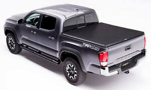 Truxedo Truxport Bed Cover W Bedrug Bed Mat Bundle 05 15 Toyota Tacoma 5 Bed