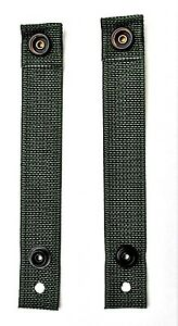 Helmet Eye Goggle Retention Straps Bunny Ears OD Green MICH TC 2000 ACH PASGT