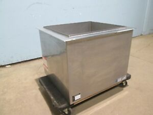 cornelius H d Commercial nsf 9 Circuits drop in Insert Cold Plate Ice Bin