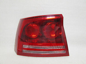 2006 2008 Dodge Charger Rear Left Driver Quarter Tail Light Lamp