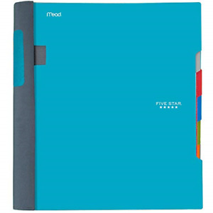 Five Star Advance Spiral Notebook 5 Subject College Ruled Paper 200 Sheets X