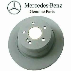New Genuine Mercedes benz Brake Disk Vented Left Or Right Oe 000423091207