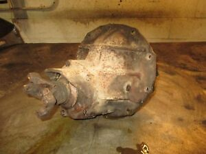Ford Mercury 28 Spline 9 Inch Rear End Carrier Rear End Axle Differential