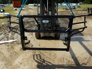 Ranch Style Grille Guard Chevy 2500hd 3500 2011 2012 2013 2014 Bb75t