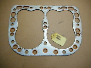Head Gasket John Deere Very Old 2 Cyl Victor 440 7700a 5 25 Bore Nos Jd