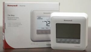 T4 Pro Programmable Thermostat 2h 1c Heat Pump 1h 1c Conventional Th4110u2005