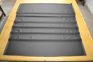 1971 71 Dodge Charger Black Perforated Headliner 6 Bow Usa Made Top Quality