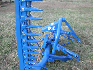 7 Ford 501 3 Point Pitman Sickle Mower cheapest Shipping Best Equipment