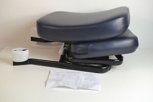 Ofm Big And Tall Armless Reception Chair Anti microbia 409 vam 605 Preowned