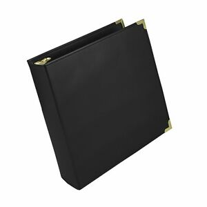 Samsill 15160 Classic Collection Executive Presentation 3 Ring Binder 2 Inch