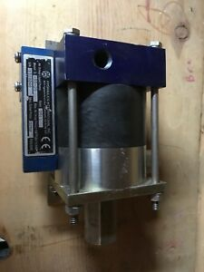 Hydraulic International Air Driven Liquid Pump