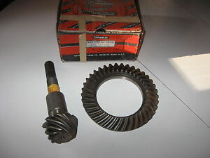 1940 1941 1942 1946 1947 48 49 50 51 52 Chevy Ring Pinion 1953 Sedan Delivery