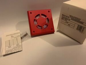nib new Gentex Gmh24r Fire Alarm Electromechanical Remote Horn