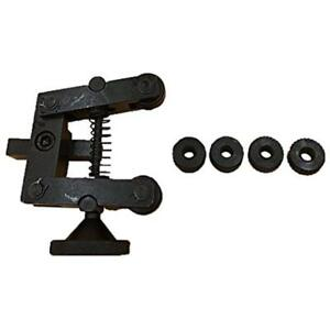 Knurling Accessories Tool Holder adjustable spring with 6pcs Wheel