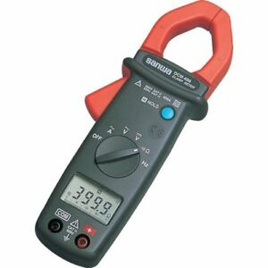 Sanwa Clamp Meter Dcm 400 From Japan W Tracking New