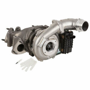 Turbocharger And Installation Accessory Kit For Jeep Grand Cherokee