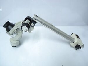 Unitron Zsb Stereozoom Microscope 0 7 4 5 W Stand Great Deal