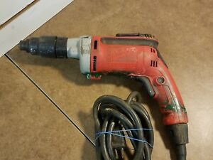 Milwaukee 6580 20 Heavy Duty Corded Electric Screwdriver Screw Gun