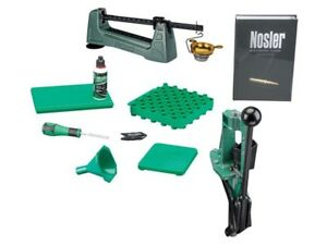 RCBS 87469 Partner Single Stage Press Kit Reloading Multi Caliber Cast Aluminum