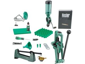 RCBS 9354 Rock Chucker Supreme Master Kit Single Green Stage Reloading Press